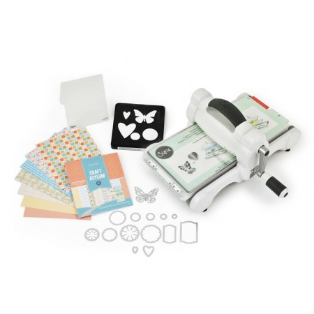 Sizzix - Big Shot Standard A5 - Start Kit