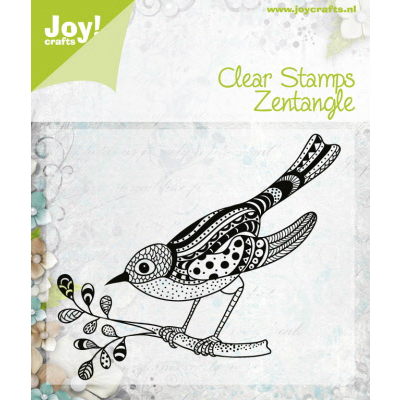 Joy - Clear Stamp - Bird