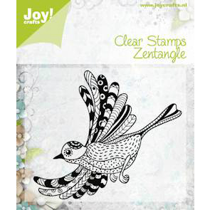 Joy - clear stempel - fugl
