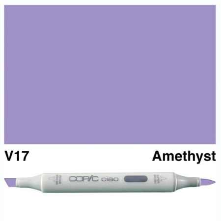 Copic Ciao - Amethyst - V17