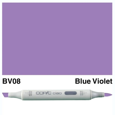 Copic Ciao - Blue Violet - BV08