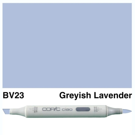Copic Ciao - Grayish Lavender - BV23