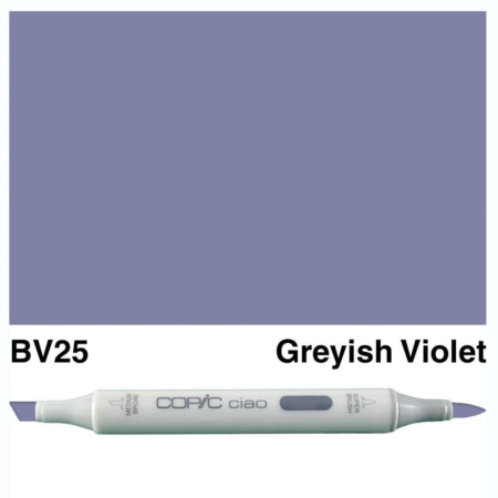 Copic Ciao - Grayish Violet - BV25