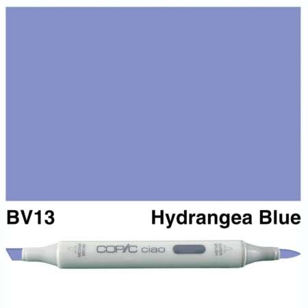 Copic Ciao - Hydrangea Blue - BV13