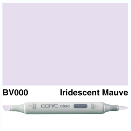 Copic Ciao - Iridescent Mauve - BV000