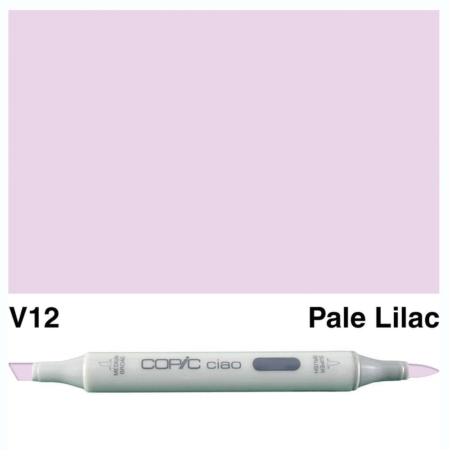 Copic Ciao - Pale Lilac - V12