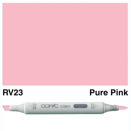 Copic Ciao - Pure Pink - RV23