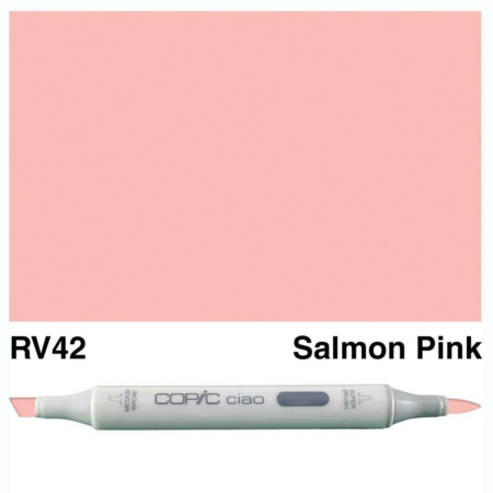 Copic Ciao - Salmon Pink - RV42