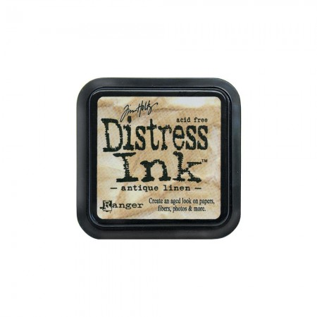 Tim Holtz Distress Antique linen