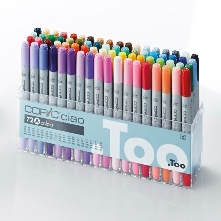 Copic Ciao 72A Colors