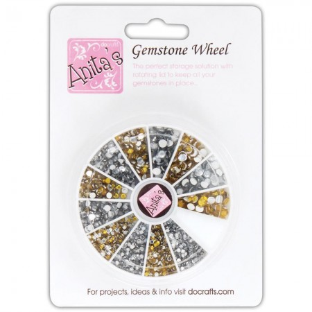 Anita's Gemstone Wheel