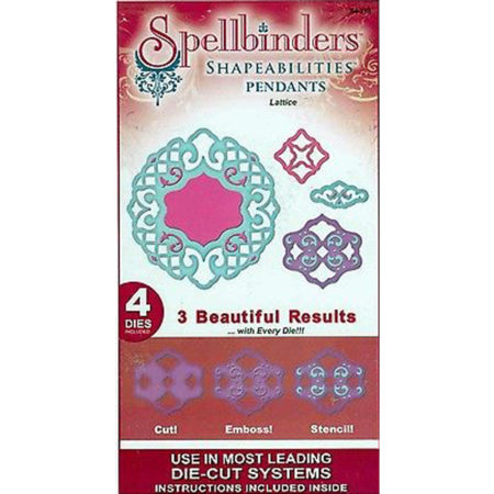 Spellbinders Lattice