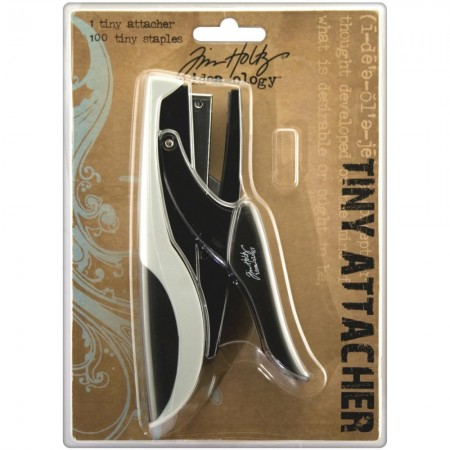 Tim Holtz - idea-ology -Tiny Attacher / Klipsemaskine