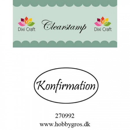 Dixi Craft - Konfirmationen - 270992