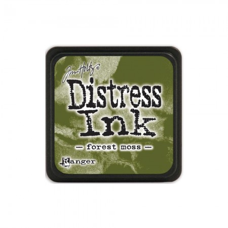 Distress Mini Ink Pad - Forest Moss - TDP39983