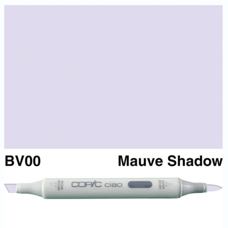 Copic Ciao - Mauve Shadow - BV00