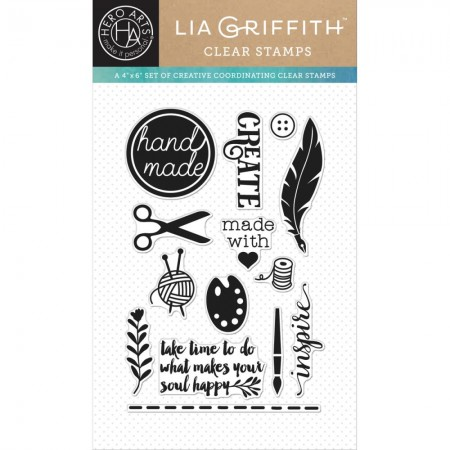 Hero Arts Stamp - Create - CL872