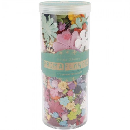 PRIMA MARKETING-Prima Flowers Wildflower - Pillar Mix