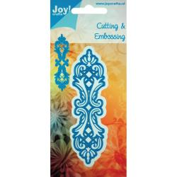 Joy - Cutting & Embossing - Lace Edge
