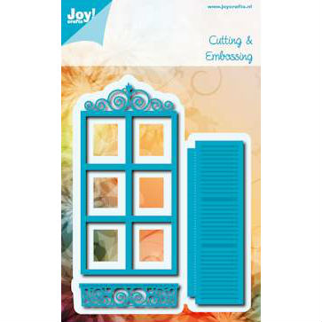 Joy - Cutting & Embossing - Window