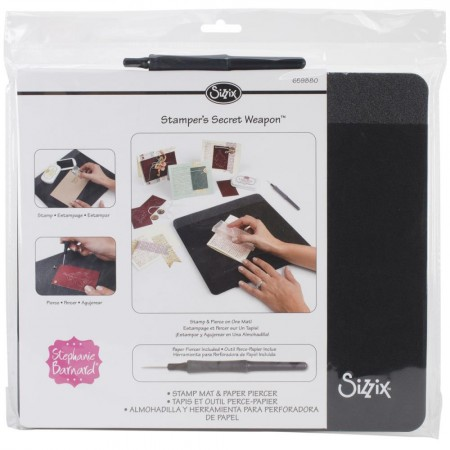 Sizzix - Stamper's Secret Weapon