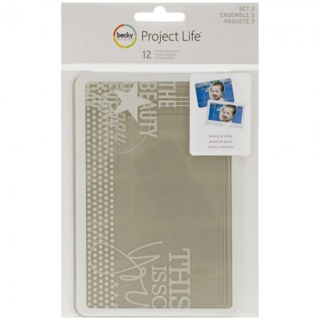 American Craft - Project Life - Set 3