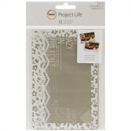 American Craft - Project Life - Set 4