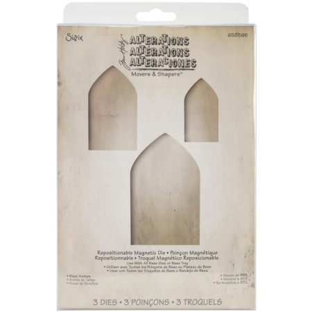 Sizzix - Tim Holtz Movers & Shapers - Sized Arches
