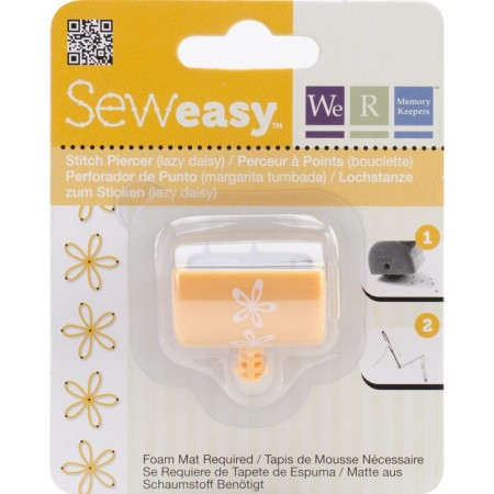 We R Memory Keepers - Sew Easy - Lazy Daisy