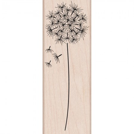 Hero Arts Mounted Rubber Stamp - Dandelion