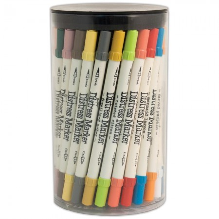 Distress Markers - Ranger - Tim Holtz - 61 Colors