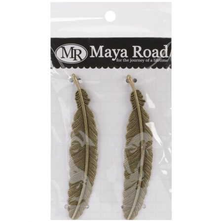 Maya Road – Antique Plume Feathers