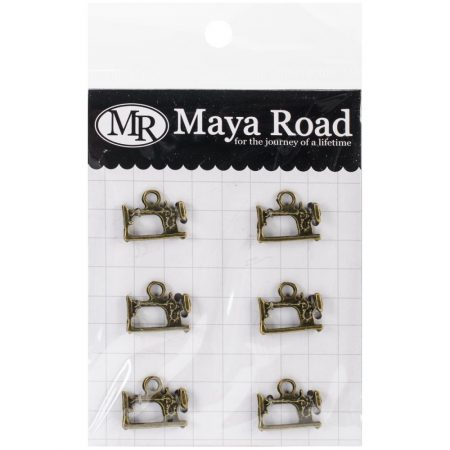 Maya Road – Bronze Sew Cute Machine