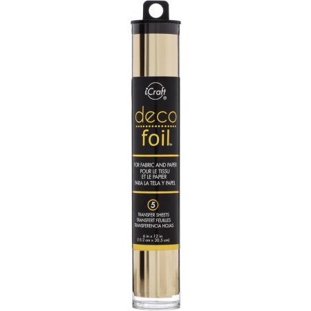 Craft - Deco Foil - Champagne