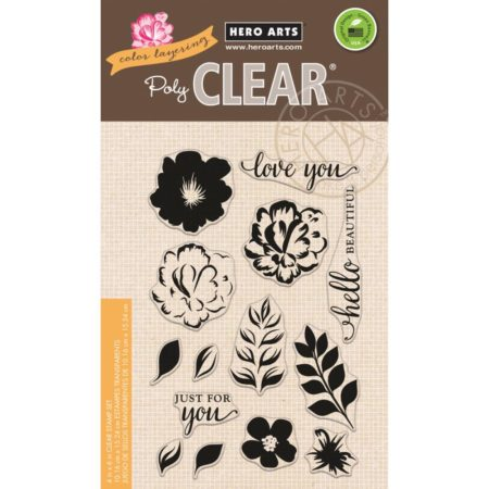 Hero Arts - Color Layering For You Flowers - CL944