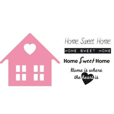 Marianne Design - Home Sweet Home