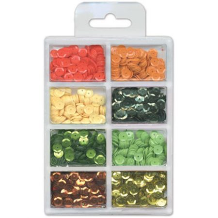 Cup Sequin Kit - Citrus