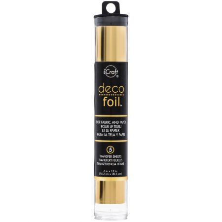 ICraft - Deco Foil - Gold