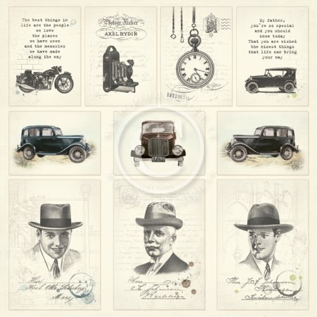 Pion Design - Images from the Past – Mister Tom's Treasures