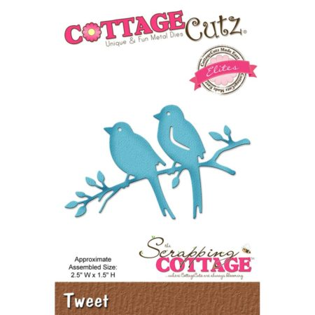 Cottage Cutz – Dies – Tweet