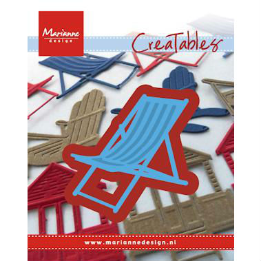 Mariann Design - Deck chair - Liggestol