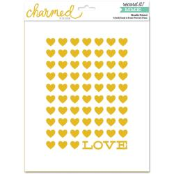 Record It! Charmed Word Art Sheets