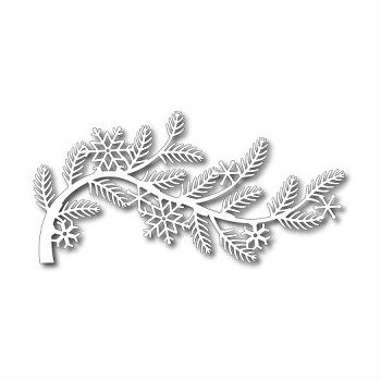 Tutti Designs - Arched Fir Branch