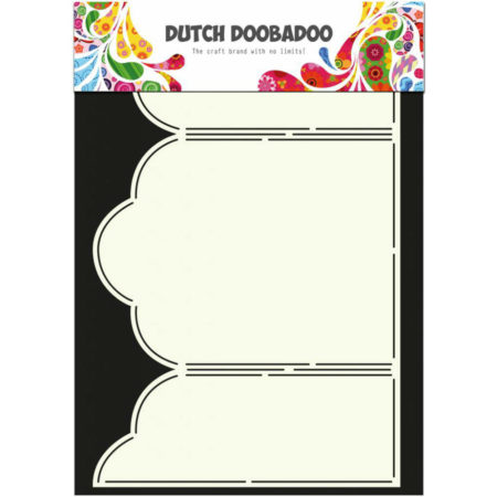 Dutch Doobadoo – Card Art – Triptech