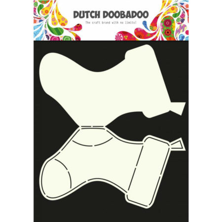 Dutch Doobadoo - Card Art - Julesok