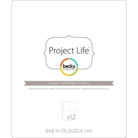 AMERICAN CRAFTS - Project Life - Design 2