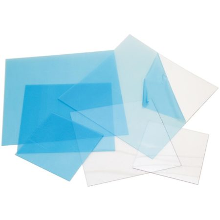 GRAFIX - Craft Plastic Sheets - Clear