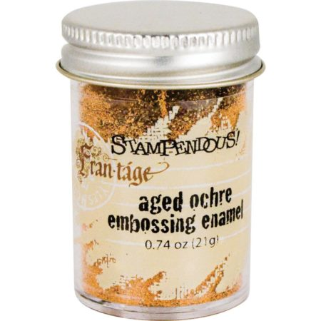 Stampendous - Aged Embossing Enamel - Ochre
