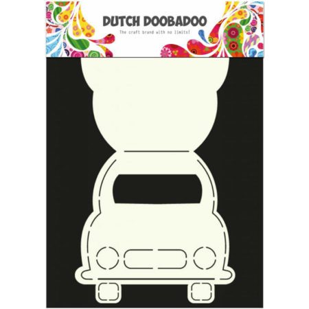 Dutch Doobadoo – Card Art – Car