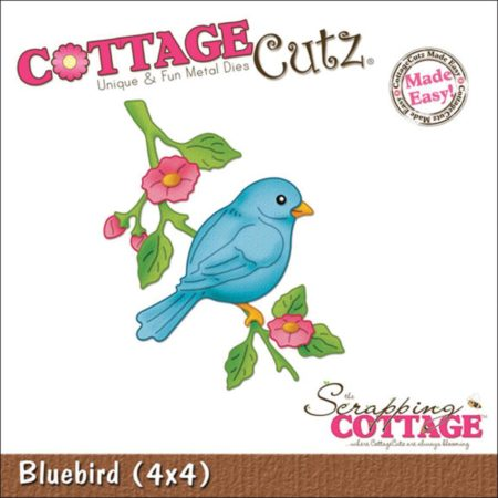CottageCutz – Dies – Bluebird
